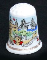 Tower of London thimble